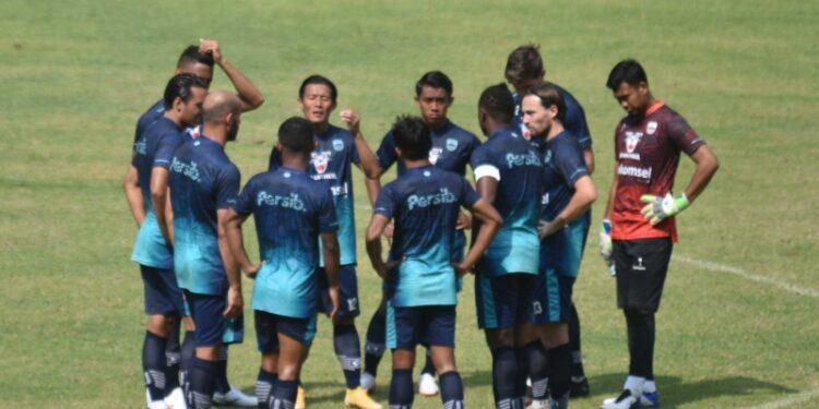 Persib Bandung pesta 21 gol tanpa balas dalam laga uji coba