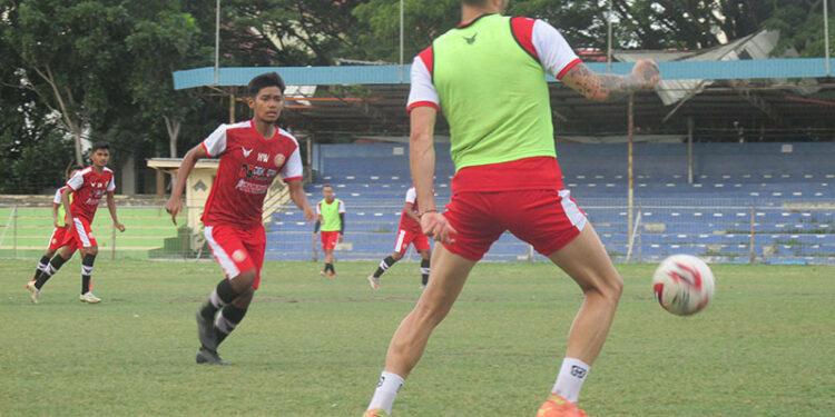 Persiraja fokus pada latihan fisik pemain jelang kompetisi Liga 1