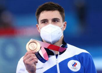 Pesenam Rusia rebut tiga medali Olimpiade sambil melawanbatu ginjal