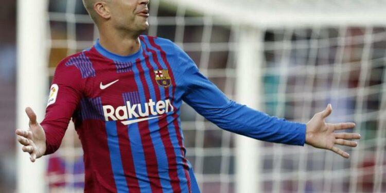 Bek Barcelona Gerard Pique