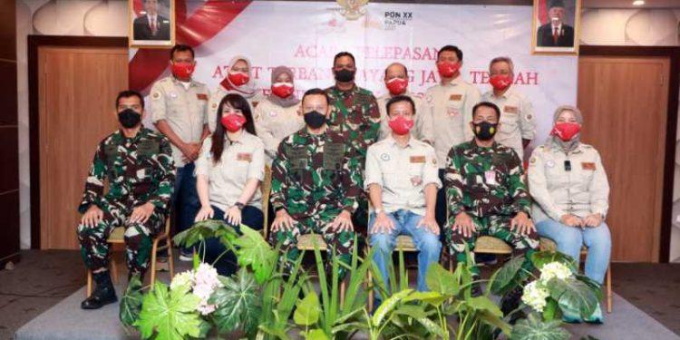 10 atlet terbang layang Jateng siap berlaga di PON Papua