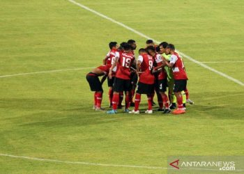 Ahmad Nufiandani gagalkan kemenangan Madura United atas Tira Persikabo