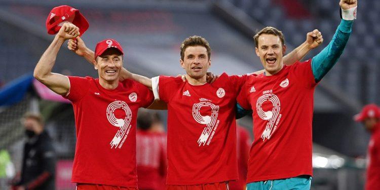 Bayern akan kenakan jersey khusus edisi Oktoberfest saat jamu Bochum