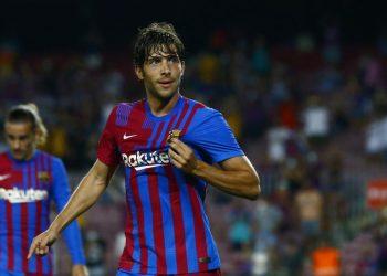 Bek sayap Barcelona, Sergi Roberto.