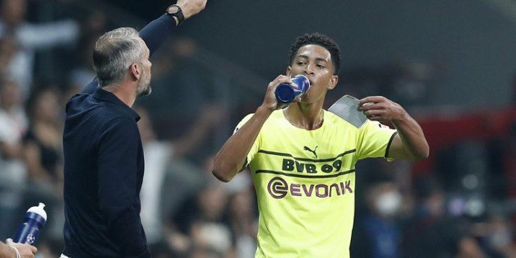 Bellingham sebut Besiktas vs Dortmund serasa pertandingan bola basket