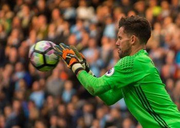 Mantan kiper Manchester United Ben Foster