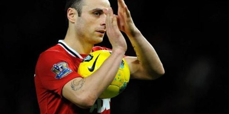 Mantan striker Manchester United, Dimitar Berbatov.