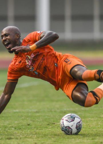 Dua gol Henrique bantu Persiraja menang 3-2 atas PSS