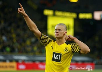 Erling Haaland scores twice as Dortmund beat Union Berlin