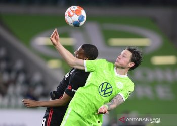 Frankfurt become the first team to score points against Wolfsburg this season