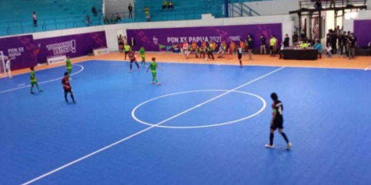 Futsal Sumut evaluasi tim usai kalah dari Papua