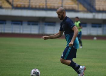 Persib midfielder Rashid called up to the Palestinian National Team