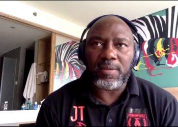 Jacksen Tiago angkat bicara soal calon pemain asing baru Persipura