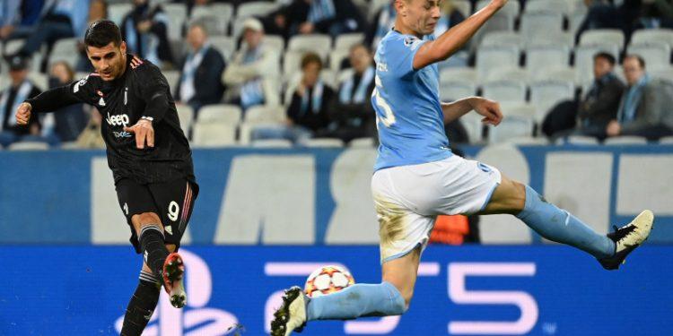 Lupakan rekor buruk di dalam negeri, Juventus hancurkan Malmo 3-0