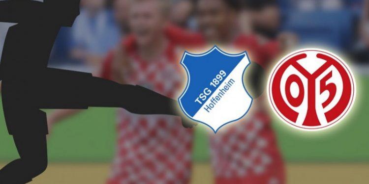 Mainz pecundangi Hoffenheim saat empat tim berbagi satu poin