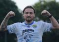 Marc Klok ajak Persib Bandung untuk bangkit ketika hadapi Borneo FC