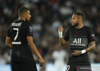 Mauricio Pochettino bantah adanya perseteruan  Mbappe dan Neymar