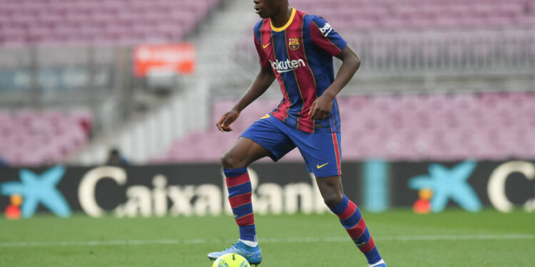 Moriba sebut Barcelona telah banyak berbohong kepada media tentangnya