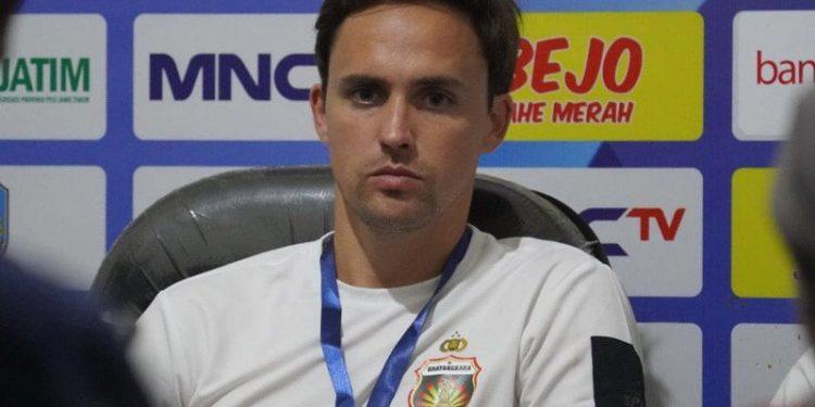 Paul Munster akui sulit analisis kekuatan Arema FC