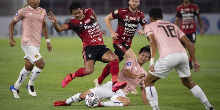 Pelatih Bali United akui kemampuan skuad Barito Putera
