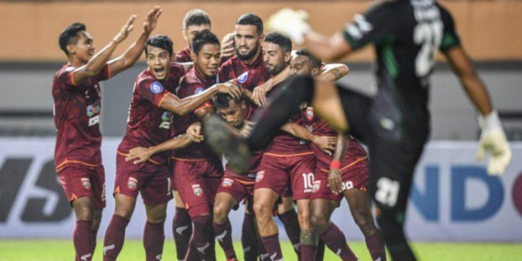 Pelatih Borneo FC Gomez puji penampilan pemain usai atasi Persebaya