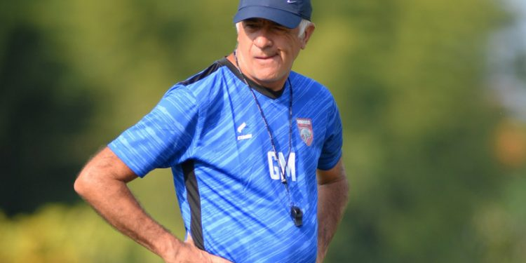Pelatih Borneo cadangkan Boaz Solossa kontra Persebaya