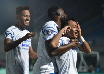 Pelatih Persib ingin duetkan Castillion-Luiz di laga kontra Borneo FC