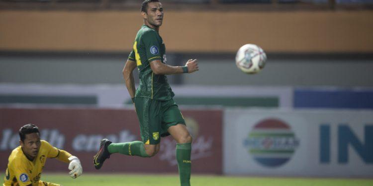 Persebaya Surabaya bekuk Tira Persikabo dengan skor 3-1