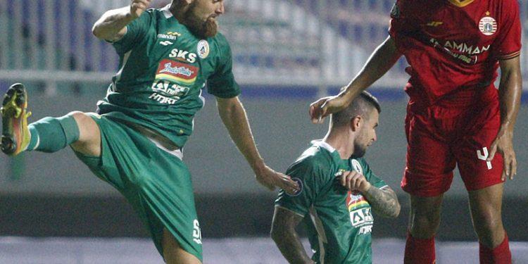 Persija daftarkan empat pemain dan satu staf pelatih baru di Liga 1