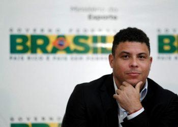 Legenda Brasil Ronaldo