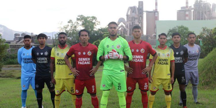 Semen Padang FC luncurkan kostum usung filosofi Minangkabau