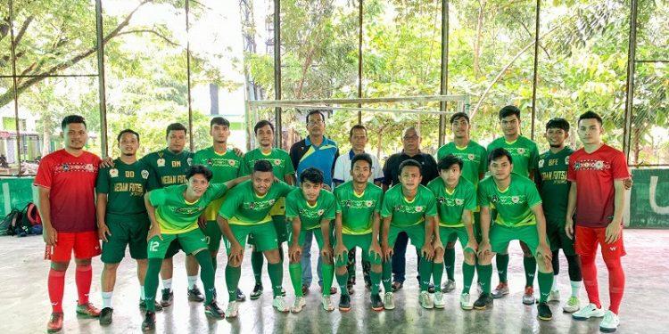 Tim Futsal Sumut optimistis hadapi PON Papua