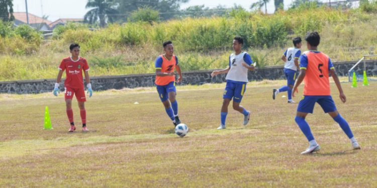 Tim Sepak bola Jabar boyong 20 pemain ke Papua