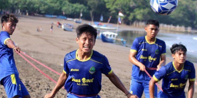 Tim Sepakbola Jabar cari tempat aklimatisasi guna berlatih jelang PON
