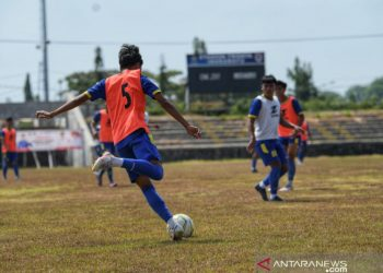The West Java soccer team is confident after undergoing acclimatization ahead of PON