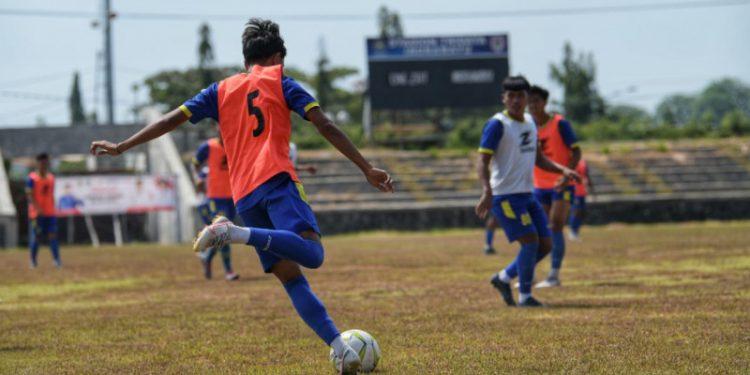 Tim sepak bola Jabar percaya diri usai jalani aklimatisasi jelang PON