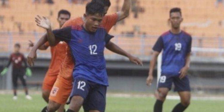 Tim sepak bola Kaltim jalani persiapan akhir di Gorontalo jelang PON