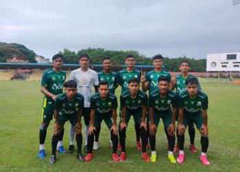 Aceh PON squad | Public Relations Photos