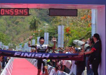 Atlet Indonesia Andy Wibowo juara HK Endurance Challenge di Lombok