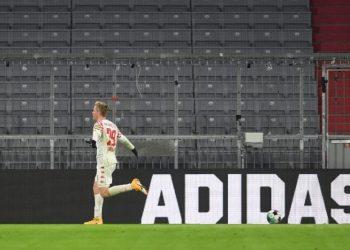 Dua gol Burkardt warnai sukses Mainz cukur Augsburg 4-1