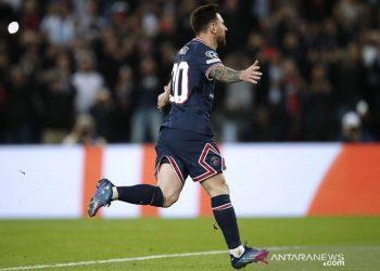 Dua gol Lionel Messi antar PSG bangkit tundukkan Leipzig 3-2