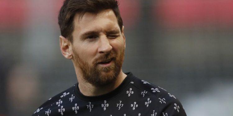 Messi ungkap dirinya tidak menyesal gabung Paris Saint-Germain