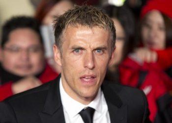 Mantan pemain MU dan timnas Inggris, Phil Neville.