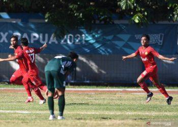 Pelatih Kaltim akui mental pemainnya jatuh setelah dihukum dua penalti