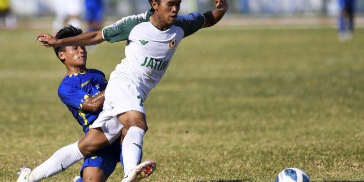 Penyerang Jatim puas bisa merebut perunggu sepak bola PON Papua