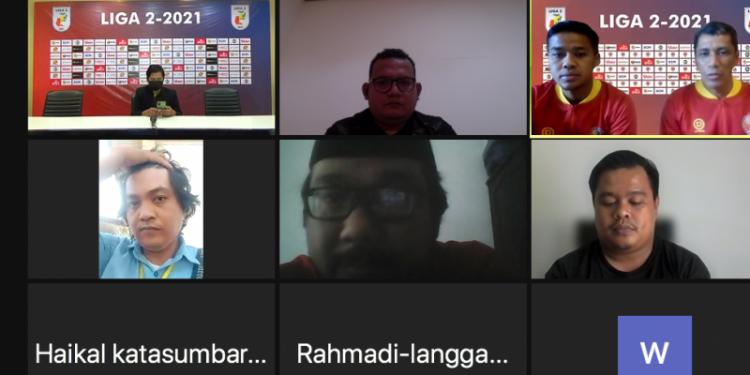 Semen Padang incar kemenangan perdana di Liga 2 hadapi PSMS Medan