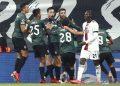 Sporting buka asa 16 besar selepas bekuk Besiktas