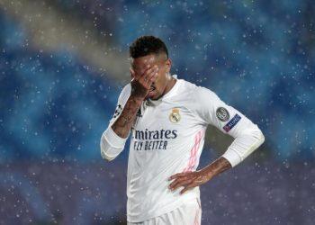 Bek Real Madrid Eder Militao.